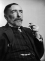 Joseph Conrad, 1916.<br/>Alvin Langdon Coburn—George Eastman House/Getty Images