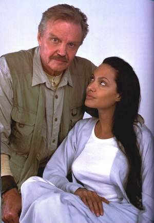 Angelina Jolie i Jon Voight