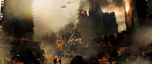 Inwazja: Bitwa o Los Angeles / Battle: Los Angeles (2011) PL.BRRip.XviD-EM0C0RE | LEKTOR PL