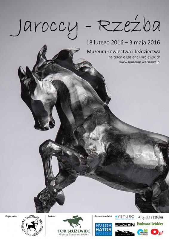 Muzeum łowiectwa I Jeździectwa W Warszawie Jaroccy Rzeźba