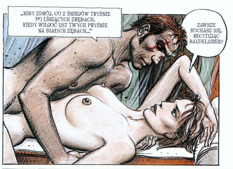 komiksowe zdjęcie porno heban seksowny tyłek