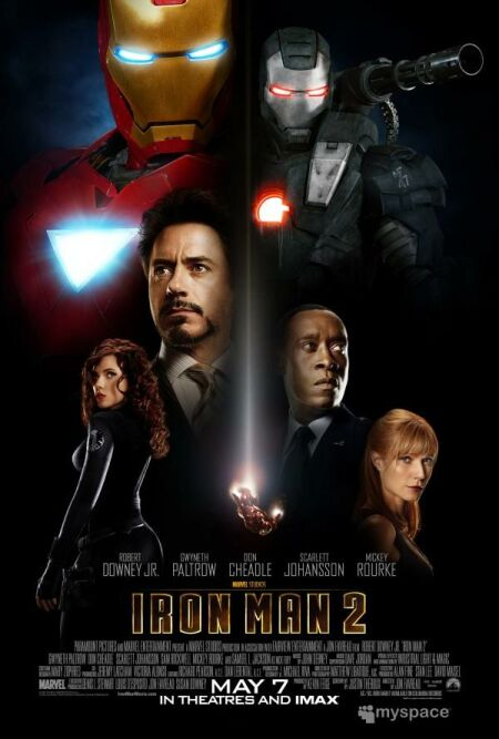 Iron Man 2 D1 Wl