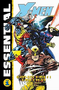 Essential: X-Men - tom 1