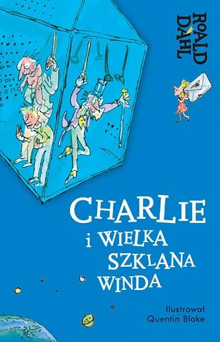 Znalezione obrazy dla zapytania charlie i wielka szklana winda . Książka