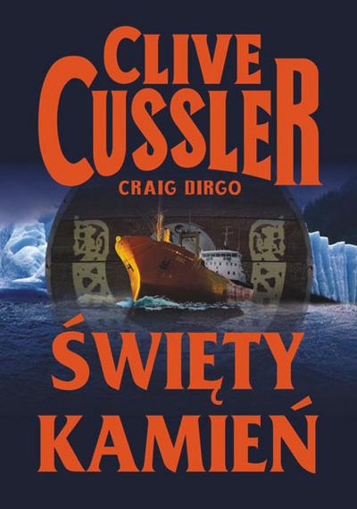 Cussler Clive, Dirgo Craig - Swiety kamien