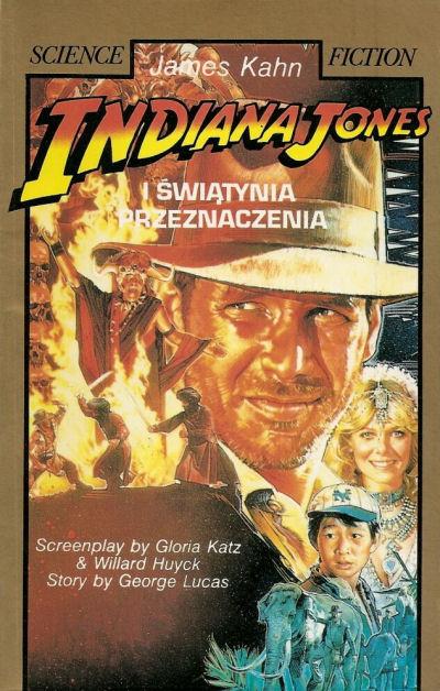 Znalezione obrazy dla zapytania James Kahn : Indiana Jones i świątynia przeznaczenia