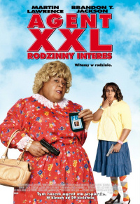 Agent XXL: Rodzinny Interes/Big Mommas: Like Father, Like Son (2011) BDRip.Xvid