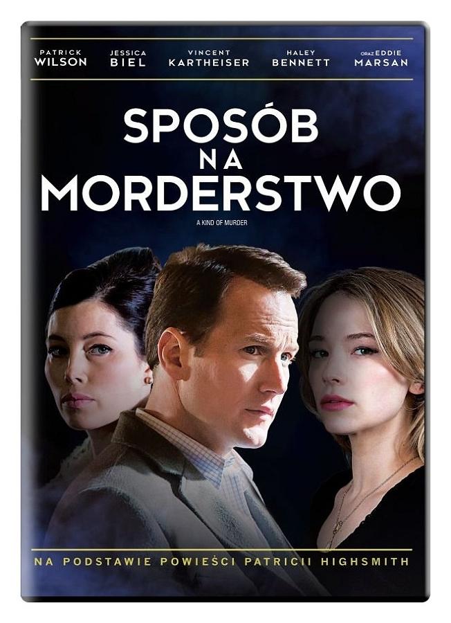 Sposób na morderstwo / A Kind of Murder (2016) [720p]  [Lektor PL]   (ONLINE)